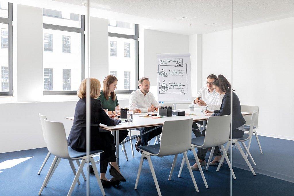 Beratungsraum - Kommunal- und Unternehmensberatung GmbH